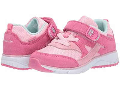 Stride Rite M2P Ace (Toddler) (Pink) Girls Shoes