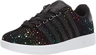 K-Swiss Kids' Classic Vn Rainbow Sneaker