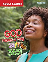 Vacation Bible School (VBS) 2018 24/7 Adult Leader with Music CD: Jesus Makes a Way Every Day!