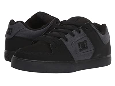 DC Pure SE (Black/Black) Men