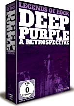 Legends of Rock Deep Purple a Retrospect