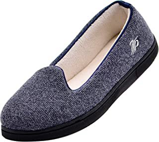 Light Breathable Slippers with Nonslip Sole