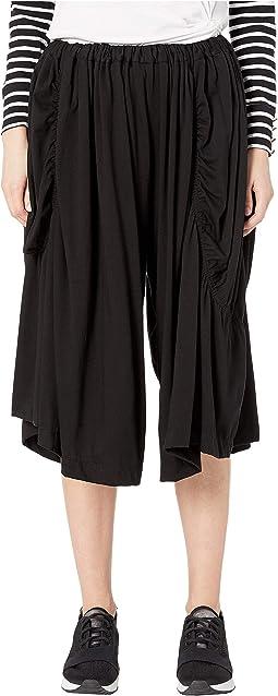 M-Asymmetry Gather Pants