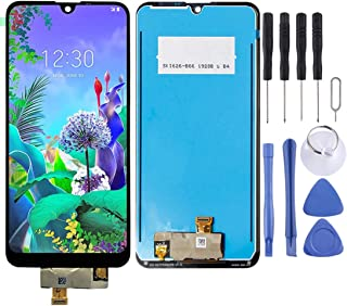 HOUSEHOLD Cell Phones Accessories Maintenance Upkeep Repairs LCD Screen and Digitizer Full Assembly for LG Q60 (2019) / X5...