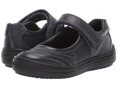 Geox Kids Jr Hadriel 15 (Toddler) (Navy) Girls Shoes