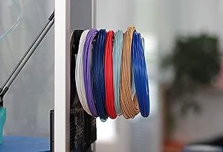 Polymaker Sample Box 1 3D Printer Filament Samples, 1.75mm Filament, PolyLite PLA,PolyLite PETG, PolyMax PLA, PolyMax PETG, PolyFlex TPU95, PolyWood, PolySmooth, Random Colors, 7×50g …