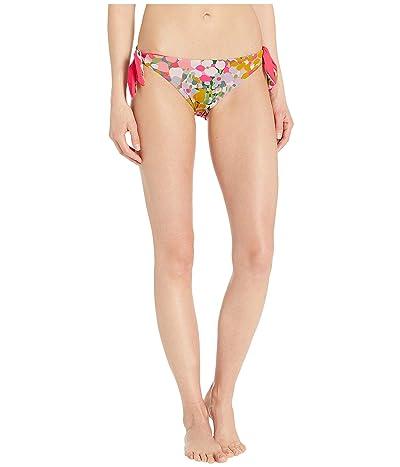 Kate Spade New York Reversible Side Tie Bikini Bottoms (Multi) Women