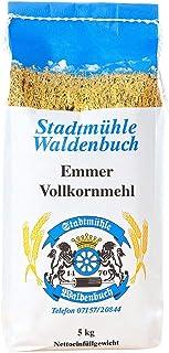 Emmermehl - Vollkornmehl, 5 kg
