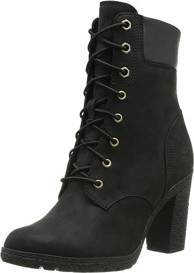 chaussures timberland femmes noir