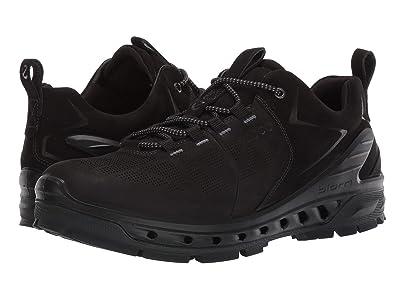 ECCO Sport Biom Venture TR GTX Low (Black/Black) Men