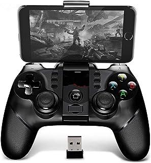 XYXZ Gamepad Controller Joysticks Bluetooth Gamepad Game Pad Controller Mobile Trigger Joystick Para Android Celular Teléf...