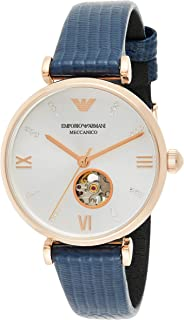 Emporio Armani Ladies Wrist Watch, Blue AR60020