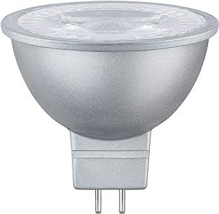 Paulmann 28759 lampa LED RAL9004 445 lm 36° 6,5 W przyciemniane oświetlenie chrom matowe żarówki 2700 K GU5,3