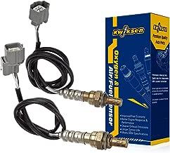 Kwiksen 2pcs Upstream and Downstream Oxygen Sensor 1 Sensor 2 Replacement for Honda Pilot EX/LX-3.5L 2003-2004/Acura MDX Base/Touring-3.5L 2001-2002
