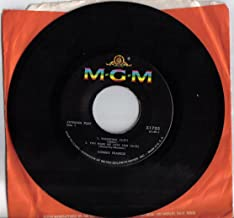 Valentino, You Made Me Love You, Because of You, Young At Heart (Vinyl 45 7