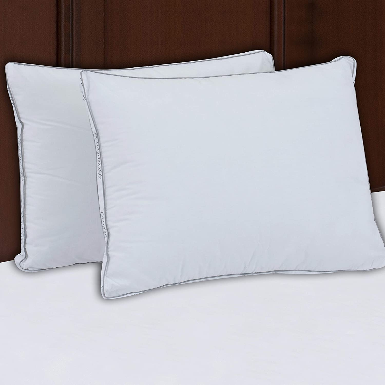 beautyrest power extra firm pillow set of 2 queen