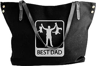 Funny Best Dad Women Shoulder Bag,shoulder Bag For Women