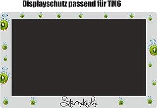 Displaybeschermfolie voor TM6 sterrenkeuken Kiwi