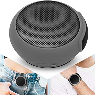 ANCwear Portable Bluetooth Speakers Wireless Mini Speaker with Enhanced Bass,HD Sound,Wearable Speaker with Microphone,9.5H Playtime,IPX6 Waterproof Suitable for Sports,Outdoor Travel and Home