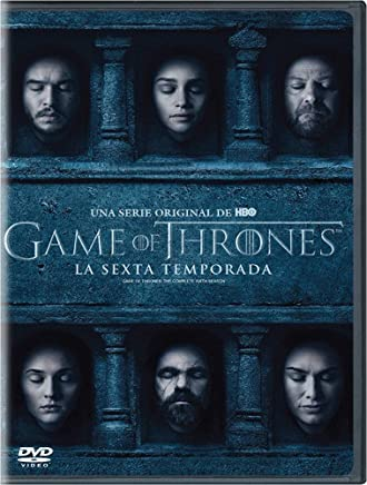 Game Of Thrones: Temporada 6 (DVD)