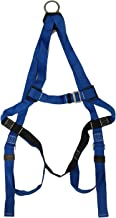 SECULOK Blue Safety Harness 3 adjustable points with 6' Shock Energy Lanyard