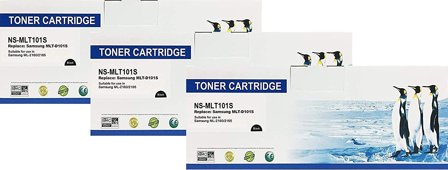 Search4Toner Compatible Replacement for sale 3PK R service MLTD101S Samsung