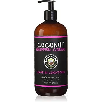 Renpure Coconut Whipped Creme Leave-In Conditioner, 16 Ounces