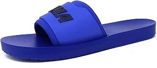 PUMA Fenty Men's x by Rihanna Surf Slide Dazzling Blue - Evening Blue Size 11.0 US