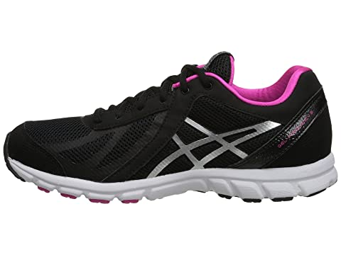 GEL ASICS Pink Silver 3 Black Frequency 1TFU4q