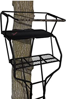 BIG GAME LS4860 18' Guardian XLT Two-Person Ladderstand, Camo/Black - coolthings.us