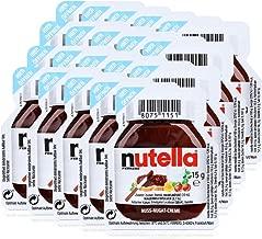 nutella 15g packs