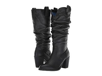 Dingo Cantina (Black) Cowboy Boots