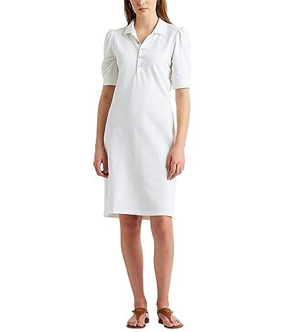 LAUREN Ralph Lauren Collared Shift Dress