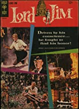Lord Jim (1965 Gold Key Comic) (Columbia Pictures Photo cover)