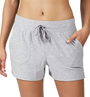 90 Degree By Reflex Cationic Heather Lounge Shorts