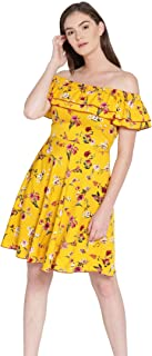 b5e7ce2a8d66 Yellows Women's Dresses: Buy Yellows Women's Dresses online at best ...
