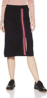 VERO MODA Women's Pencil Knee-Long Skirt