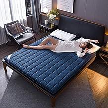 Thick Tatami Mattress Foldable,Japanese Floor Mattress Futon Mattress for Student Dormitory,Roll Up Tatami Mat Sleeping Pa...