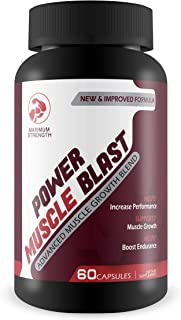 Best power testo blast and power muscle blast Reviews