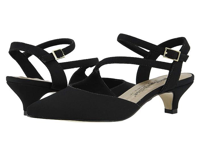Walking Cradles  Bianca (Black Micro) Womens  Shoes