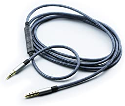 NewFantasia HiFi Cable with 2.5mm Trrs Balanced Male Compatible with Audio-Technica ATH-R70x Professional Headphone and Compatible with Astell/&Kern AK240 AK380 onkyo AK320 FIIO