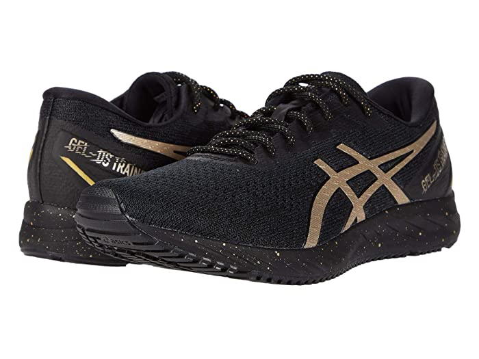 ASICS  GEL-DS Trainer 25 (Black/Champagne) Womens Running Shoes