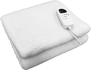 Deluxe Massage Table Warmer Pad Cover Fleece Blanket- 5 Heat Settings