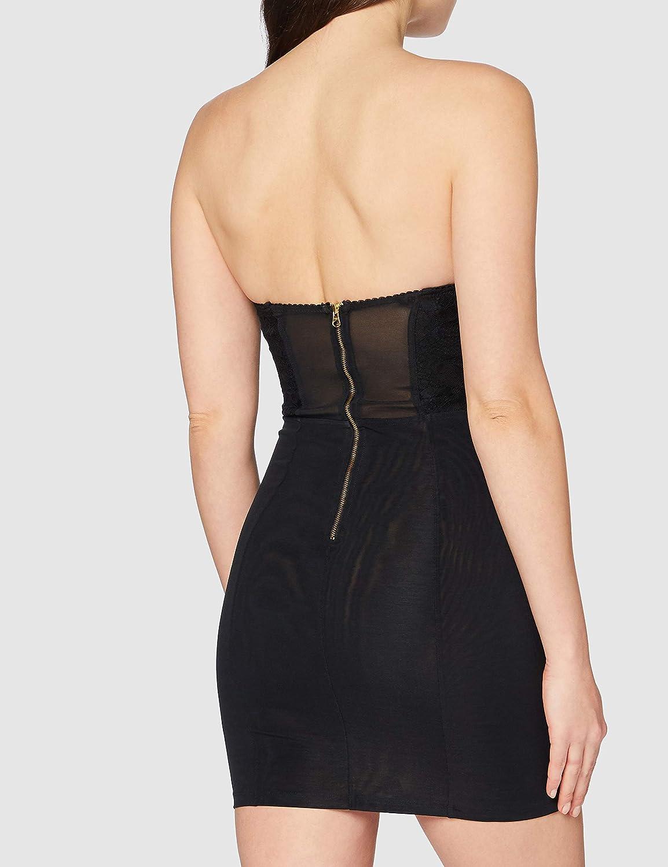 Gossard Superboost Lace Black Multiway Slip 7708