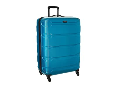 Samsonite Omni PC 28 Spinner (Caribbean Blue) Luggage