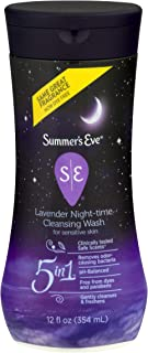 Summer's Eve Cleansing Wash | Lavender | 12 Ounce | Pack of 1 | pH-Balanced,..