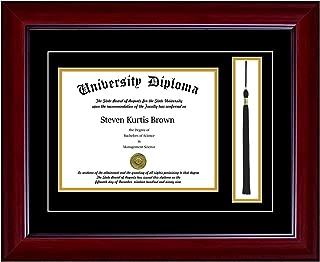diploma tassel frame target