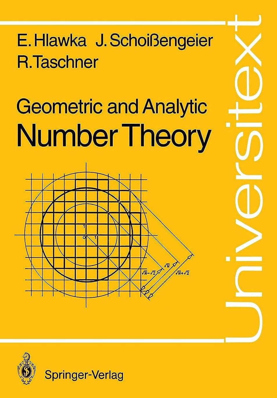 過去ウェブヒューマニスティックGeometric and Analytic Number Theory (Universitext)