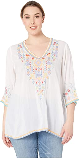 Plus Size Ryleigh Blouse