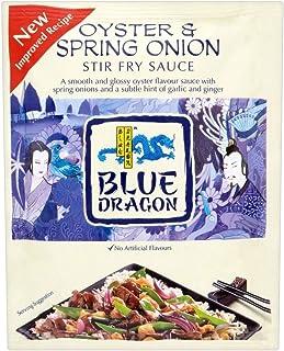Blue Dragon Revuelva Salsa De Alevines - Ostras Y Cebolla De